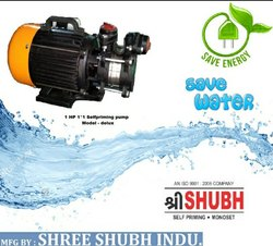Shubh Single Phase Domestic Water Pump, Electric
