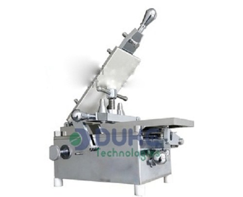 Manually Operated Capsule Filling Machine