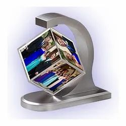 Floating Photo Cube