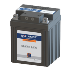 Solance Two Wheeler Batteries SLX 2.5L
