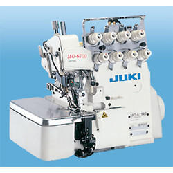 Over Lock Safety Stitch Machine