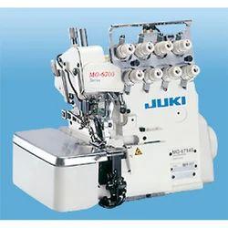 Over Lock Safety Stitch Machine