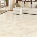 Vitrified Brown Ivory Beige Tile, Thickness: 5-10 Mm
