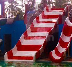 Family Water Park Slide