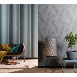 Non Woven Designer Hotel Wallpaper