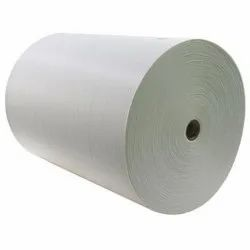 White Poly Coated Paper, For Food Packaging, GSM: 150 - 200