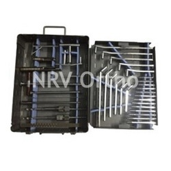 DHS / DCS Instrument Set ( With Implants Tray)