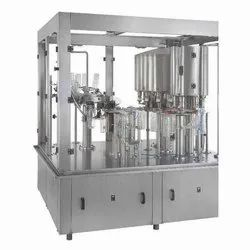 Single Head Mineral Water Filling Machine