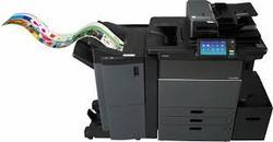 Konica Minolta and TOSHIBA Colored Printer, 7506AC