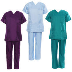 Cotton Hospital Patient Suit, Size: Medium And Large