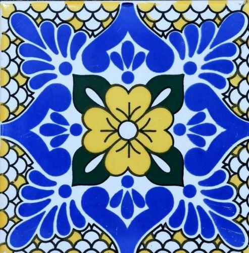 Multicolor Flower Print Beyond Tile, Rs 260 /square feet, Ceramics