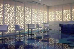 Hi-Macs Acrylic Solid Surface Wall