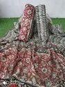 Bagru Print Suit Material