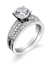 Wedding Engagement Ring