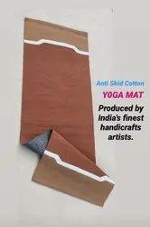 KD Cotton Yoga Mat