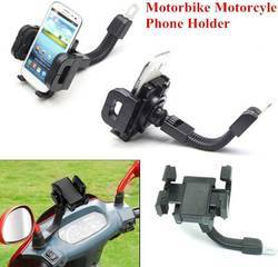 ROQ GPS/Mobile Holder For Motorcycle Mobile Holder