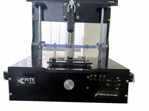 Pcb Test Fixture Machine For Manufacturing Functional Test Rs 45000 Piece Id 20673574848