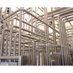 Process Plant Piping System