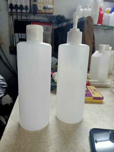 500 Ml Round Cylindrical Bottle