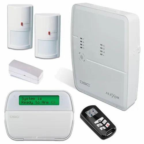Dsc Wireless Security Alarm System