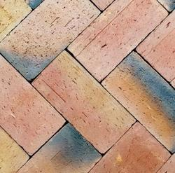 Burnt Wall Cladding Brick Tile