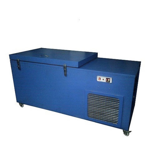 Stainless Steel Low Temperature Horizontal Freezer, Depends On Application, 230vac Or 440vac