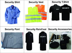 SECURTIY UNIFORMS