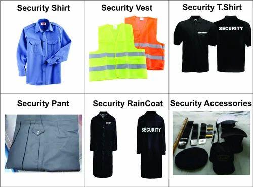 Security Uniform - SECURTIY UNIFORMS Manufacturer from Chennai