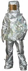 Aluminized Kevlar Proximity Suit