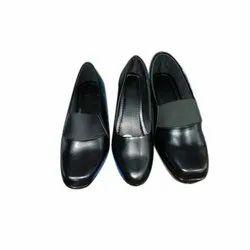 Leather Plain Ladies Comfortable Formal