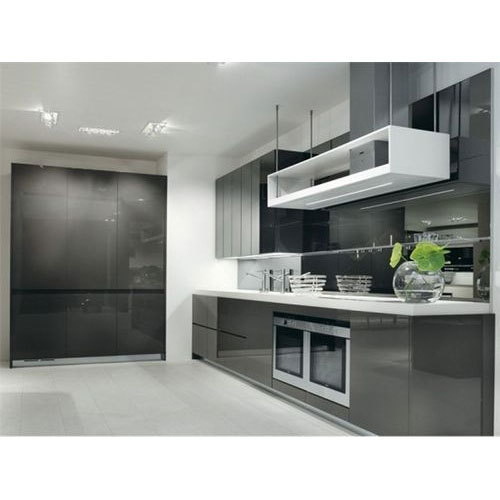 Acrylic Modular Kitchen, Rs 45000