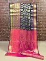 Soft Banarasi Silk Weaving Saree
