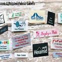 Customized Labels