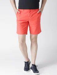 Red Comfort Men's Shorts