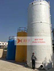 FRP Tanks-Acid Storage Tank