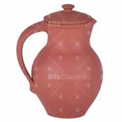 Clay Modern Water Jug