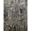 8x10 Size Indian Hand Knotted Contemporary Carpet