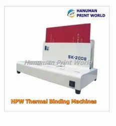 HPW Thermal Binding Machines