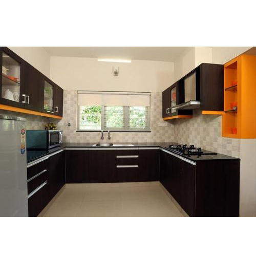 Designer Modular Kitchen At Rs 100000 /unit