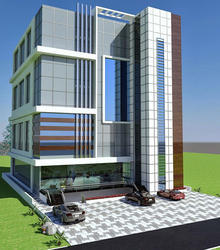 Commercial Architecture Designing Services