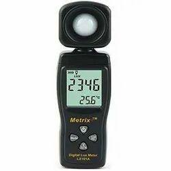Metrix Digital Lux Meter