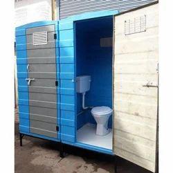 FRP Western Toilet Block