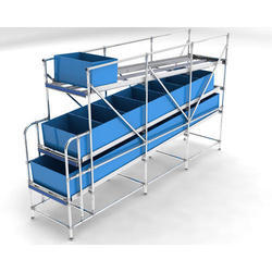 3 Layers FIFO Rack