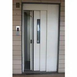 Closet Stainless Steel Telescopic Auto Door , for Office
