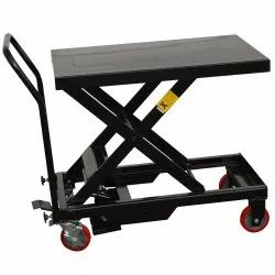 SS Hydraulic Scissor Lift Table