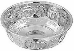 Stainless Steel Rasmalai Bowl