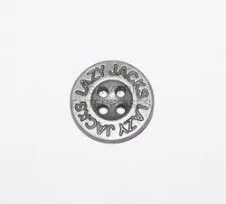 Gayatri Enterprises锌合金金属衬衫按钮,包装类型:包,衣服
