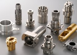 Precision Automate Turned Components