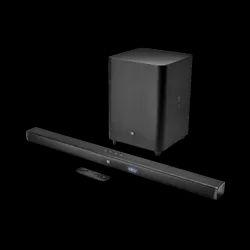 Black JBL BAR 3.1 Sound Bar, 450