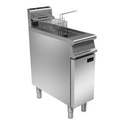 SS Single Fryer